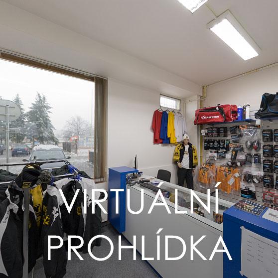 Virtuální prohlídka prodejny Bauer Kroměříž